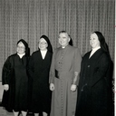 1983  Carmelite Sisters at elect of new Superior General, Germantown, NY
