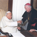 2004 Ad Liminia with the Pope