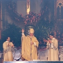 1995 Bishop Mulvee's installation Mass as Coadjutor Bishop of Providence